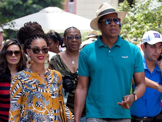a7458c7f328b Jay-Z and Beyonce in Cuba